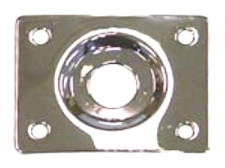 Guitar Tech Jack Socket Plate GT550